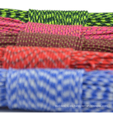 2016 venta al por mayor alibaba china manufacturere paracord kit de supervivencia 2mm paracord cuerda Alta Calidad para Supervivencia Pulsera Paracord