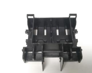 Motor plastic frame