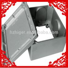 Caja eléctrica de fundición a presión de aluminio