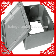 Aluminum die casting electrical box