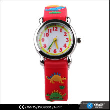 colorful print strap watch cartoon, kids watch