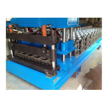Ce&ISO Certificated Roll Forming Machine Ceiling Steel Tile Making Machine with PLC Panasonic