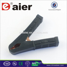 Heavy duty alligator clips use to battery