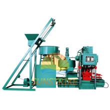Máquina de fabricación de tejas de techo de operación automática con alta calidad