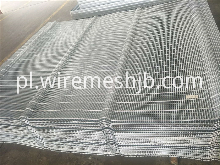 Galvanized 358 Wire Mesh