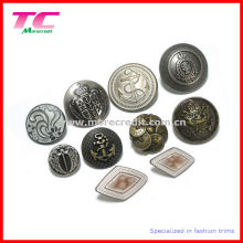 Custom Logo Metal Shank Button (Existing mold)