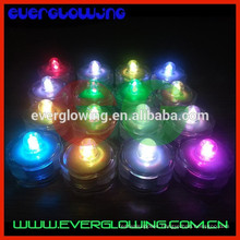 led flashing candle light