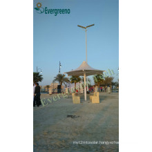 Solar Street Light All in One with Post