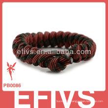 2013 new style diamond knots woven paracord bracelet pattern