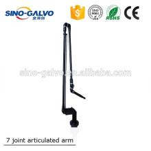 7-Joint CO2 / YAG Torsionsfeder Typ Gelenkarm für Schönheit Maschine