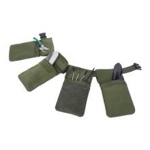 Multifunctional Canvas Garden Tool Belt Bag Pocket Storage Belt Waterproof Garden Tool Belt Bag