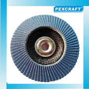 PEXCRAFT Zirconia Abrasive grinding wheel Flap Disc For Fast Grinding
