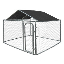 Animal cage for  hot dipped galvanized welded mesh dog cage