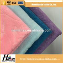 Venda quente não irritante personalizado tingido seco rápido toalha de viagem microfiber camurça