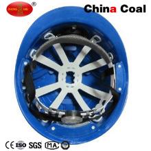 Sm2022 Aluminum Alloy Miner Safety Helmet