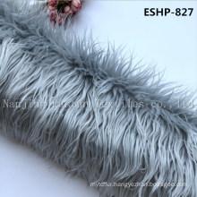 Long Hair Curly Artificial Mogolian Fur Eshp-827