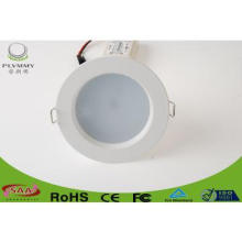 8w pure white  led down light  SAA,RoHS,CE approved 50,000H