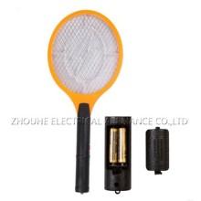 La batterie de 2 * aa actionnent la tapette électrique de moustique de tueur de moustique