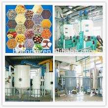 Ölverarbeitungsmaschine, Ölsaatvorbehandlung, Ölpressen, Öllösemittelextraktion, Ölraffinerie, Biotechnik
