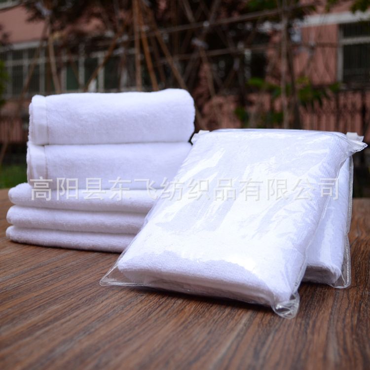 100 Cotton Hotel Towels