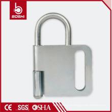 Bloqueio de borracha de bloqueio de borboleta Bloqueio de bloqueio BD-K32, hasp de bloqueio de segurança oem com certificação CE ROHS