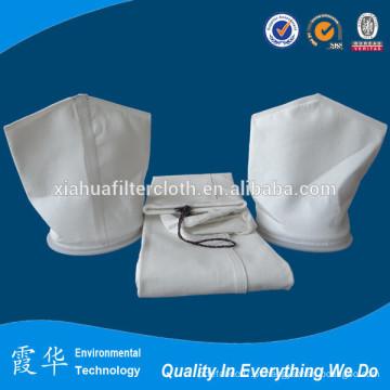 PE saco de filtro de malha de nylon para filtro de líquido