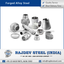 Dimensional Accuracy, Corrosion Resistant Forged Alloy Steel Components