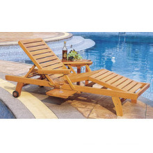 Wooden Lounge Chair (9012)