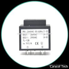Fabrication basse fréquence 50 / 60Hz 12.0V ei48 transformateur