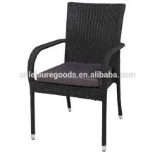 2013 mode en plein air pas cher empilage chaise en osier