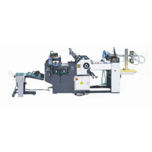 ZXHD490 Combination Folding Machine With Electrical Knife