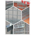 Ebilmeatl Good Price with High Quality Foldable Wire Container for Warehouse
