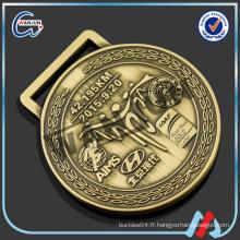 Médaille de voiture en métal promotionnelle