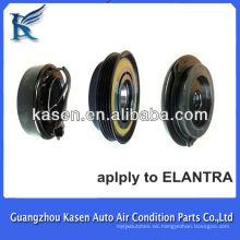 Piezas de automóvil hcc 4pk aire acondicionado compresor embrague para auto