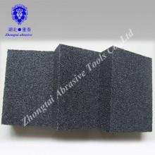 Esponja de lixamento flexível da venda do preço de fábrica para o bloco de lustro da areia do carro