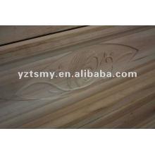 antikes Holz schnitzen