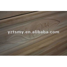 escultura de madeira antiga