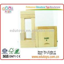 Juguetes educativos juguetes de madera juguetes preescolares herramientas de enseñanza gabe