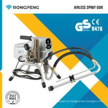 Pulverizador mal ventilado da pintura de Rongpeng R470