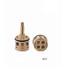 Cheap ACS valve standard 35mm plastic faucet cartridge faucets tap valve core