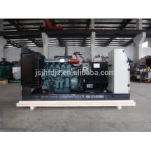 250kw diesel generator with Daewoo engine 250kw diesel power generator set price