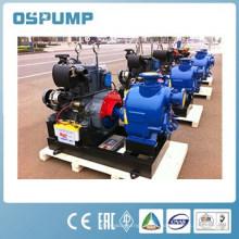 Usine en gros et forment un ensemble complet de pompe à auto-amorçage de moteur diesel refroidi à l'air