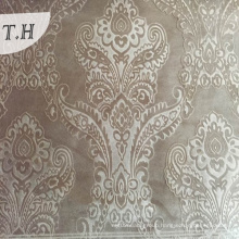 3D Embossed Italy Velvet Fabric by 300GSM