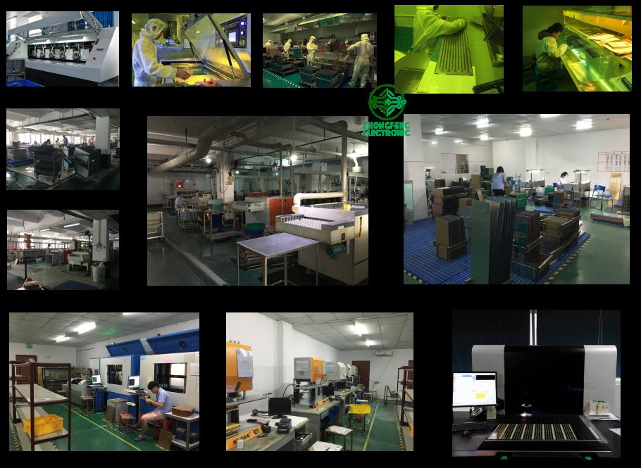 Yifang PCB Factory