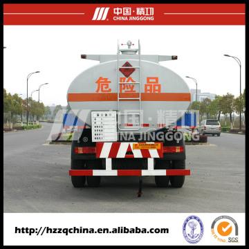 Semi-remorque de transport liquide (HZZ5165GHY) avec le bon prix