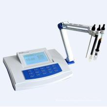 Medidor de pH multifuncional de alta calidad Dzs-706 con alta resolución