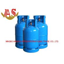 Cylindre de gaz de LPG et réservoir de gaz en acier pour camper vers l'Afrique (12.5kgb)