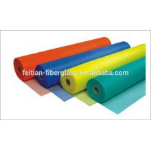 145g de fibra de vidrio de 160gr de compensación de color naranja