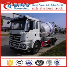 8 ~ 10cbm SHACMAN M3000 Mischer Beton mit hoher Qualität und guter Preis
