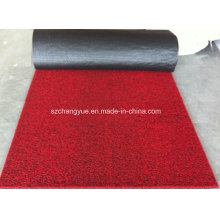Eco-Friendly PVC Foam Coil Rug Mat and Rolls